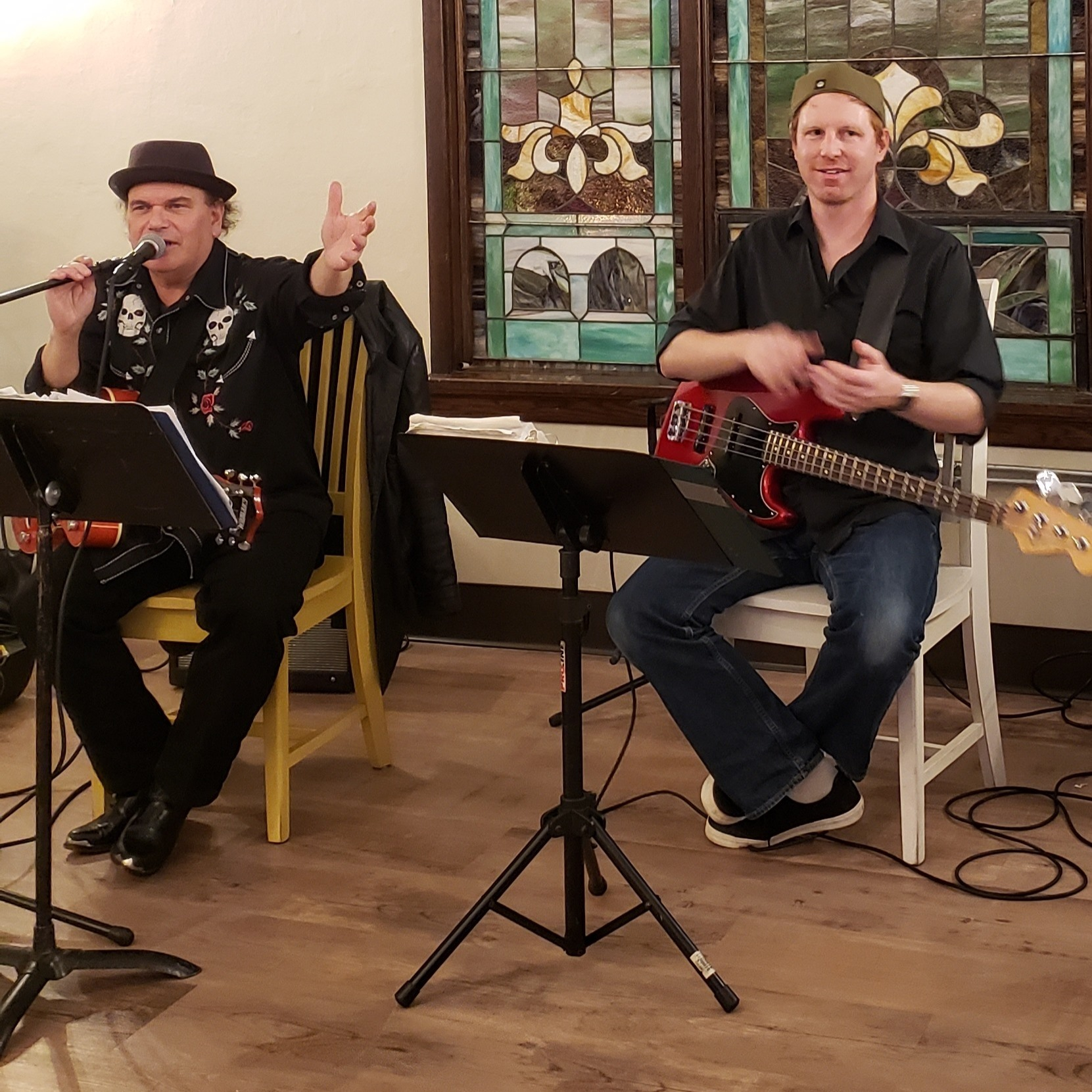 Live Music at Topsy Turvy Brewery with Blue Rhythm