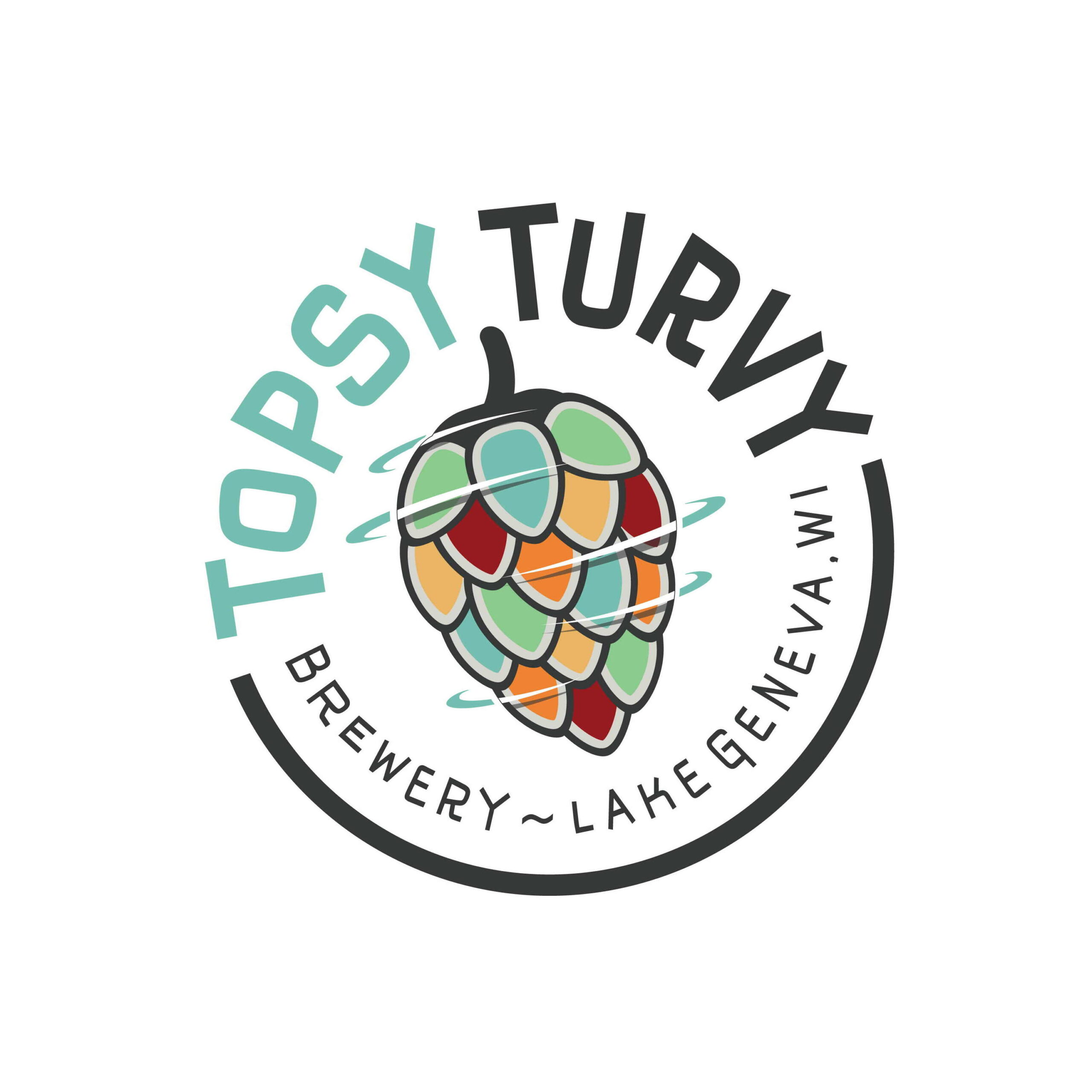 Topsy Turvy Brewery, Lake Geneva WI